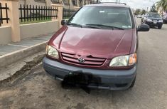 Super Clean Nigerian used Toyota Sienna 2003