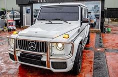 Very Clean Foreign used 2012 Mercedes-Benz G63