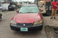 Neat Nigerian used 2000 Honda Accord for sale