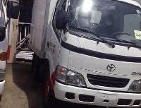 Neat Foreign used 2007 Toyota Dyna