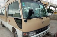 Super Clean Nigerian used Toyota Coaster 2006