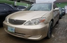 Toyota Camry 2002 price in Nigeria & everything you should know