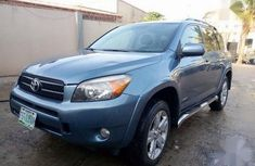 Toyota RAV4 2007 price in Nigeria (all trim levels) & review