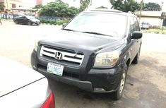 Very Clean Nigerian used  Honda Pilot 206