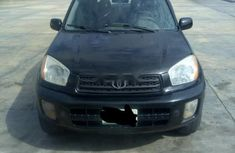 Very Clean Nigerian used Toyota RAV4 2003