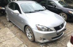 Very Clean Nigerian used Lexus IS 2007