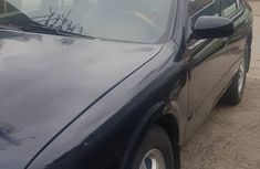 Black Nigerian Used Nissan Maxima  2001 Model for Sale