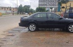 Nissan Maxima 2001 Black Nigeria Used Sedan for Sale