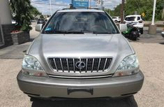 Nigerian Used 2005 Lexus RX Gold for Sale