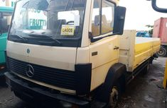 Foreign Used Mercedes Benz 814 1998 Model for Sale