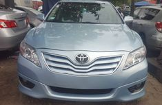 Blue Foreign Used Toyota Camry 2008 Model