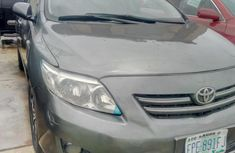 Well Maintained Nigerian Used Toyota Corolla 2008 Model