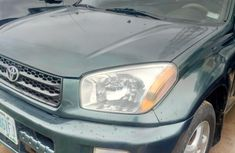 Green Nigerian Used RAV4 2003 Model for Sale in Ikeja