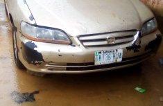 Well Maintained Nigerian used 2001 Honda Accord Baby Boy