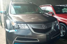 Grey Tokunbo Acura MDX 2012 Model for Sale in Lagos