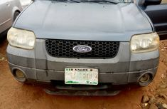 Nigeria Used Automatic Ford Escape 2003 Model Blue