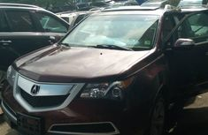 Spotless Tokunbo Acura MDX 2010 Model for Sale in Lagos