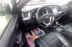 Tokunbo Toyota Highlander 2015 Automatic Full option
