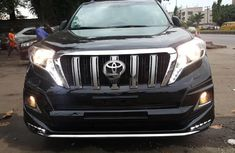 Very Clean Nigerian used Toyota Land Cruiser Prado 2013