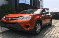 Very Sharp Tokunbo Toyota RAV4 2015