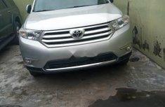 Very Sharp Tokunbo Toyota Highlander 2012