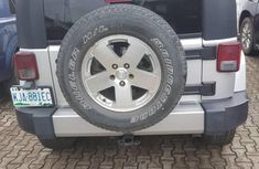 Well Maintained Nigerian used 2008 Jeep Wrangler