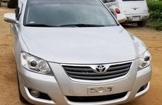 Foreign Used Toyota Camry 2010 Silver full option