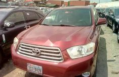 Very Clean Foreign used Toyota Highlander 2008
