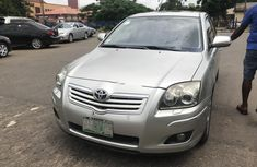 Well Maintained Nigerian used 2007 Toyota Avensis