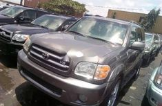 Tokunbo 2004 Model Toyota Sequoia for sale in Lagos