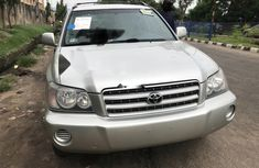 Very Clean Foreign used Toyota Highlander 2003