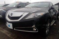 Almost brand new Acura ZDX 2013 Model full option