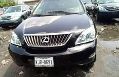 Neat Foreign used Lexus RX 2009