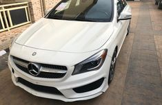 Very Sharp Tokunbo Mercedes-Benz CLA-Class 2016