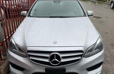 Neat Foreign used Mercedes-Benz E350 2014
