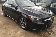 Well Maintained Nigerian used 2014 Mercedes-Benz CLA-Class
