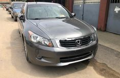 Very Clean Foreign used 2010 Honda Accord Petrol Automatic