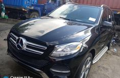 Neat Foreign used 2018 Mercedes-Benz GLE
