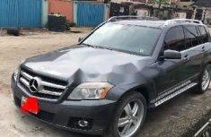 Nigerian USed Mercedes-Benz GLK 2010 Model Full Option