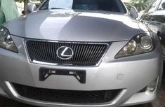 Very Clean Foreign used Lexus IS 2007