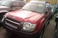 Neat Foreign used Nissan Xterra 2004