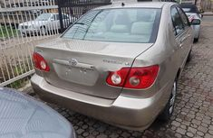 2007 Foreign Used Toyota Corolla for sale in Lagos