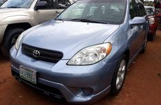 Nigerian Used 2006 Toyota Matrix for sale