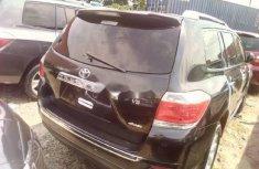 2012 Toyota Highlander  for sale in Lagos