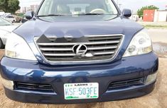 Well Maintained Nigerian used 2006 Lexus GX
