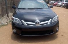 Foreign used Toyota Corolla 2012 model Duty fully