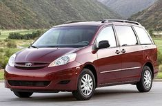 Toyota Sienna 2008 price in Nigeria & detailed review