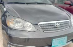 Grey Nigerian Used Toyota Camry 2006 Model for Sale