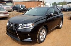 Foreign used 2015 Lexus Rx350