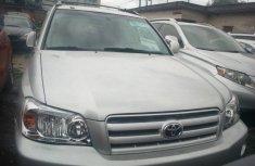 Foreign used 2004 Toyota Highlander